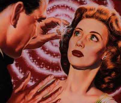 pulp cover - hypnotist